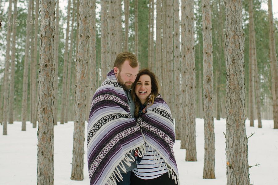 Northern-Michigan-Winter-Engagement-20