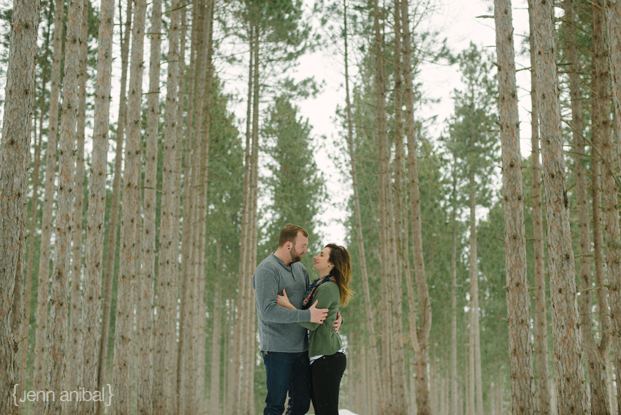 Northern-Michigan-Winter-Engagement-32
