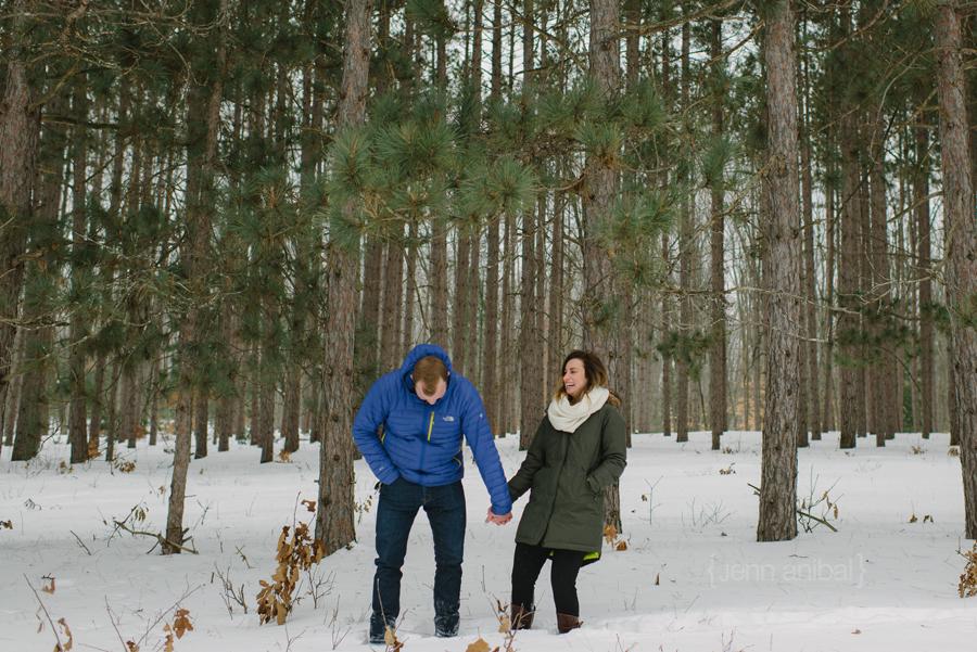 Northern-Michigan-Winter-Engagement-36