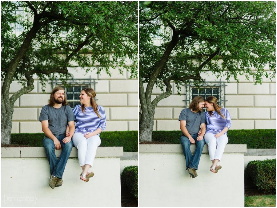 Ellen + Kevin Engagement