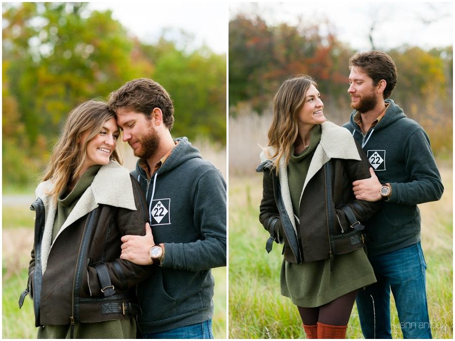 Leslie + Eric Engagement