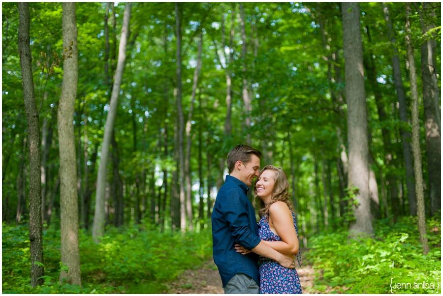 Hannah + Brett Engagement